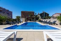 Апартаменты с бассейном Valbandon (Fažana) - 2201