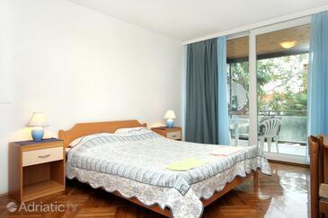 Rovinj, Bedroom in the room, dopusteni kucni ljubimci i WIFI.