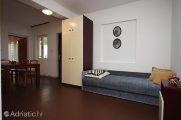 Potočnica, Obývací pokoj v ubytování typu apartment, WiFi.