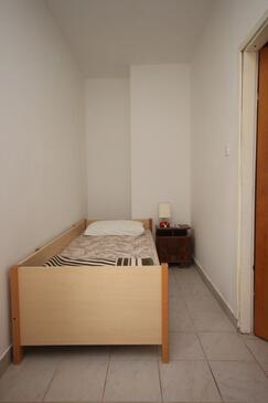 Potočnica, Obývací pokoj v ubytování typu apartment, dostupna klima i WIFI.
