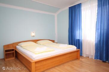 Peroj, Спальня в размещении типа room, dopusteni kucni ljubimci i WIFI.