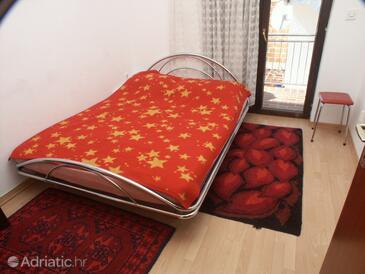 Medulin, Bedroom in the room.