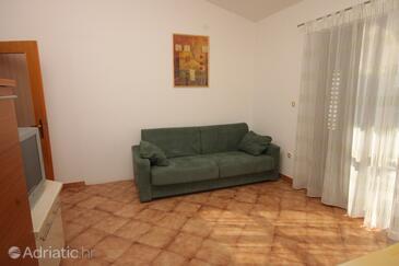 Premantura, Гостиная в размещении типа apartment, WIFI.