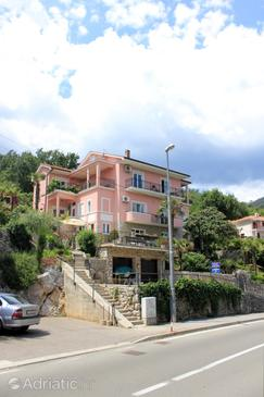 Medveja, Opatija, Property 2305 - Apartments and Rooms near sea with pebble beach.