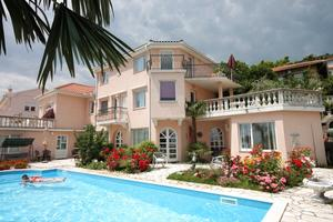 Family friendly apartments with a swimming pool Опатия - Opatija - 2314