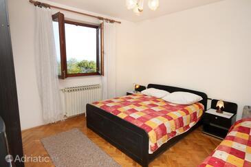 Ičići, Bedroom in the room, WiFi.