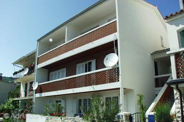 Rabac, Labin, Property 2323 - Apartments with pebble beach.