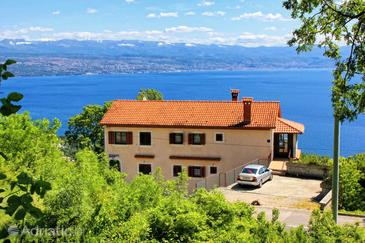 Liganj, Opatija, Property 2337 - Apartments with pebble beach.