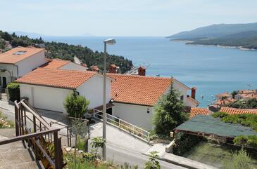 Rabac, Labin, Objekt 2340 - Ubytování s oblázkovou pláží.