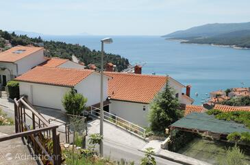 Rabac, Labin, Property 2340 - Apartments with pebble beach.