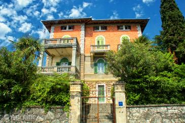 Lovran, Opatija, Property 2351 - Apartments near sea with pebble beach.