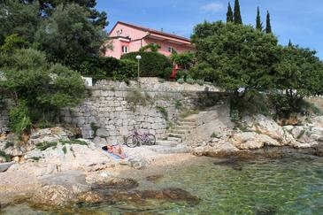 Crikvenica, Crikvenica, Объект 2354 - Апартаменты вблизи моря с галечным пляжем.