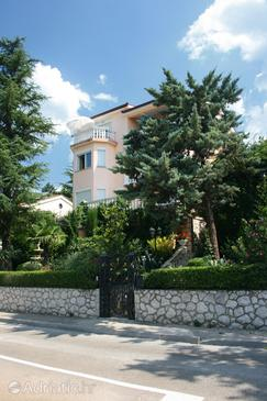 Selce, Crikvenica, Property 2355 - Apartments near sea with pebble beach.