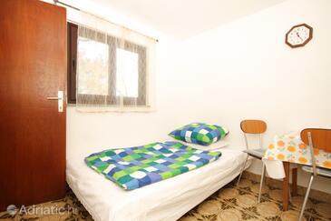 Brseč, Pokój dzienny w zakwaterowaniu typu studio-apartment.