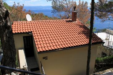 Brseč, Opatija, Property 2359 - Apartments near sea with pebble beach.