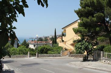 Selce, Crikvenica, Property 2361 - Apartments with pebble beach.