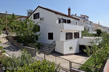 Selce, Crikvenica, Объект 2362 - Апартаменты и комнаты в Хорватии.