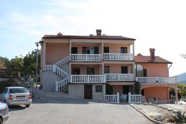 Duga Luka (Prtlog), Labin, Property 2367 - Apartments by the sea.