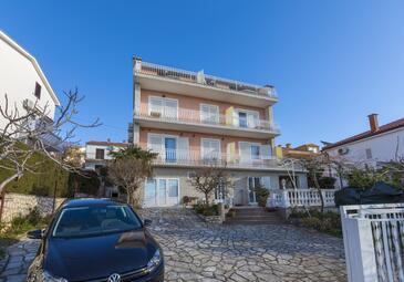 Selce, Crikvenica, Объект 2383 - Апартаменты в Хорватии.