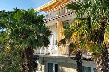 Dramalj, Crikvenica, Property 2397 - Apartments in Croatia.