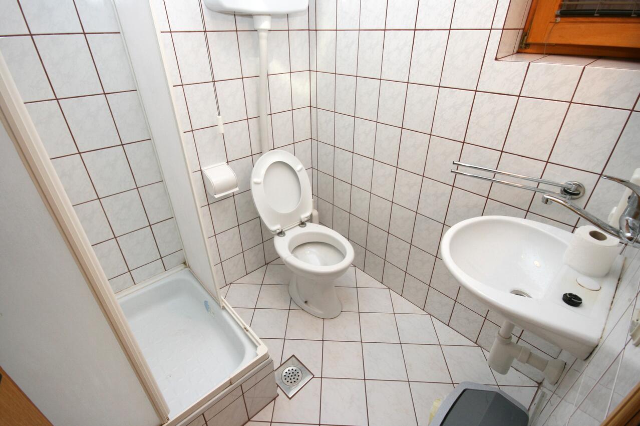 Appartement de vacances im Ort Povile (Novi Vinodolski), Kapazität 2 (1012968), Povile, , Kvarner, Croatie, image 7