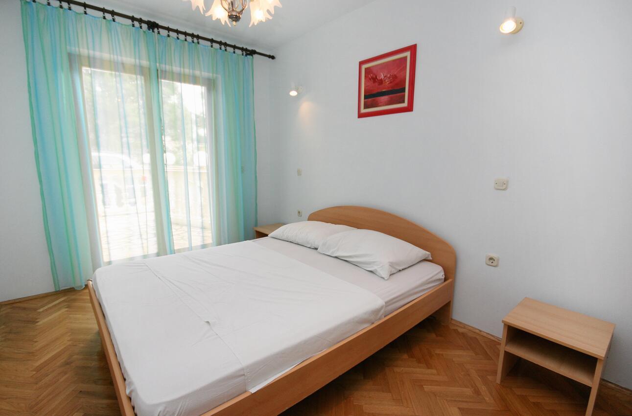 Appartement de vacances im Ort Povile (Novi Vinodolski), Kapazität 2 (1012968), Povile, , Kvarner, Croatie, image 5