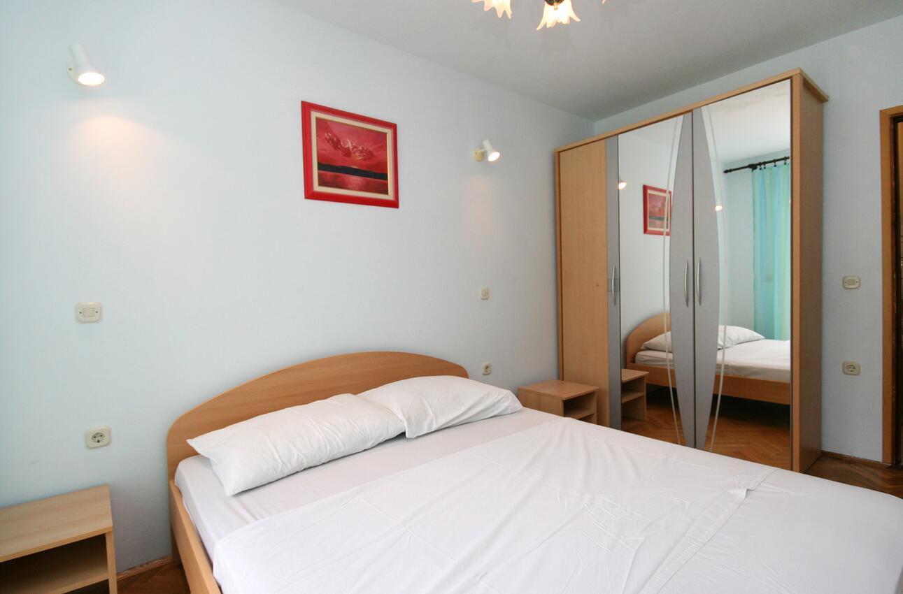 Appartement de vacances im Ort Povile (Novi Vinodolski), Kapazität 2 (1012968), Povile, , Kvarner, Croatie, image 6