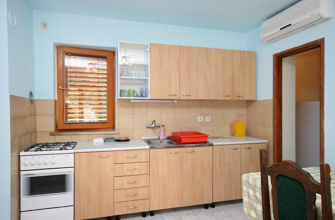Appartement de vacances im Ort Povile (Novi Vinodolski), Kapazität 2 (1012968), Povile, , Kvarner, Croatie, image 4