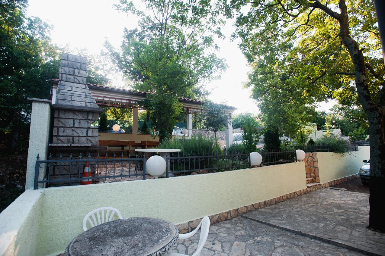 Appartement de vacances im Ort Povile (Novi Vinodolski), Kapazität 2 (1012968), Povile, , Kvarner, Croatie, image 27