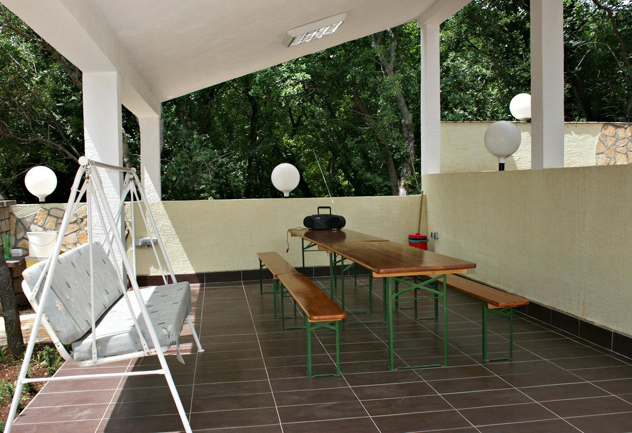 Appartement de vacances im Ort Povile (Novi Vinodolski), Kapazität 2 (1012968), Povile, , Kvarner, Croatie, image 19