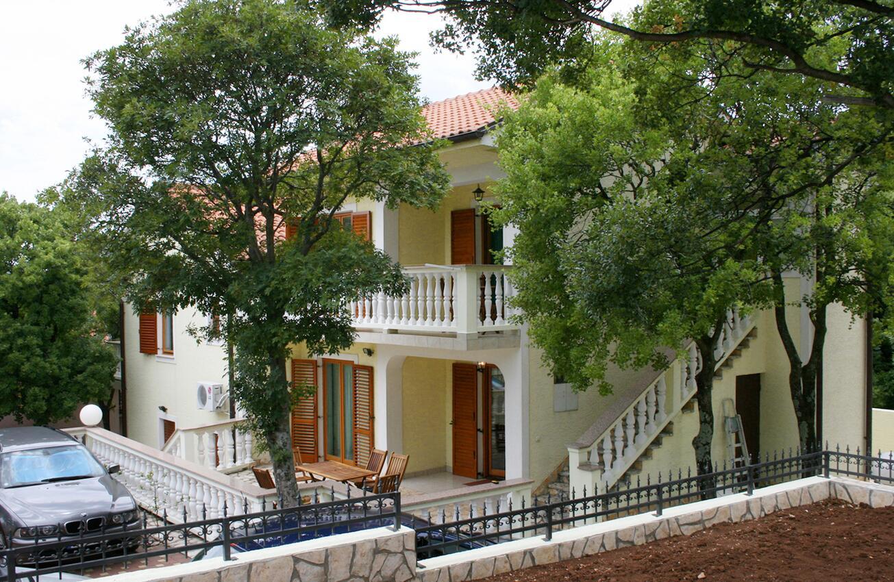 Appartement de vacances im Ort Povile (Novi Vinodolski), Kapazität 2 (1012968), Povile, , Kvarner, Croatie, image 13