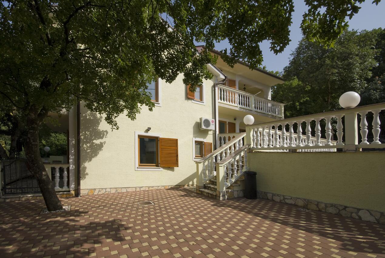 Appartement de vacances im Ort Povile (Novi Vinodolski), Kapazität 2 (1012968), Povile, , Kvarner, Croatie, image 15