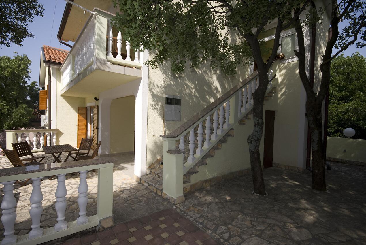 Appartement de vacances im Ort Povile (Novi Vinodolski), Kapazität 2 (1012968), Povile, , Kvarner, Croatie, image 16