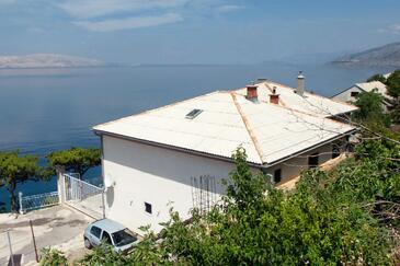 Sveti Juraj, Senj, Hébergement 2399 - Appartement à proximité de la mer.