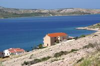 Apartments by the sea Zubovići (Pag) - 240