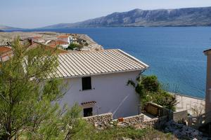 Apartments by the sea Zubovići, Pag - 241