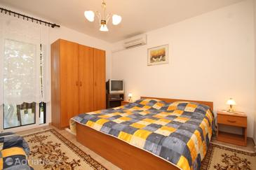 Rukavac, Living room in the apartment, air condition available and WiFi.
