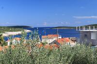 Apartmány u moře Rukavac (Vis) - 2411