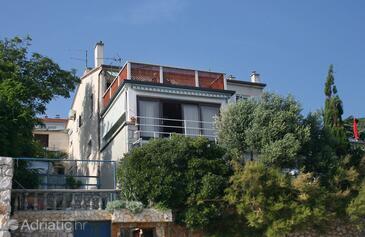 Novi Vinodolski, Novi Vinodolski, Property 2414 - Apartments near sea with rocky beach.