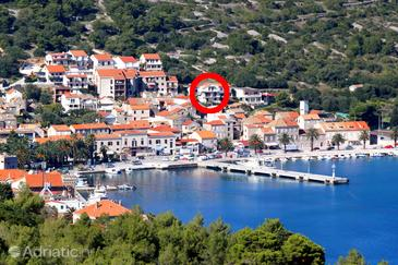 Vis, Vis, Property 2428 - Apartments near sea with pebble beach.