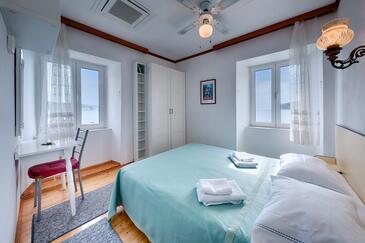 Komiža, Camera da letto   nell'alloggi del tipo room, condizionatore disponibile, animali domestici ammessi e WiFi.