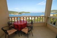 Apartments by the sea Vis - 2441