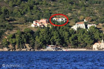Komiža, Vis, Property 2456 - Apartments near sea with pebble beach.