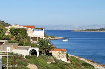 Milna, Vis, Property 2461 - Apartments near sea with rocky beach.