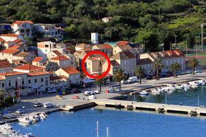 Apartmanok a tenger mellett Vis - 2463