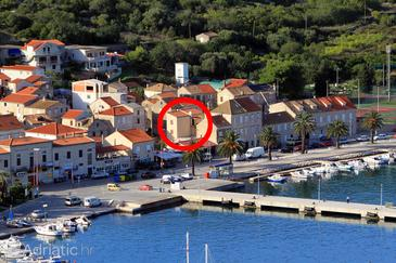 Vis, Vis, Property 2463 - Apartments near sea with pebble beach.