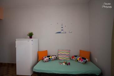 Zavalatica, Jadalnia w zakwaterowaniu typu apartment, zwierzęta domowe są dozwolone i WiFi.