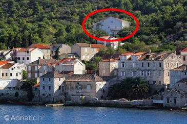 Vis, Vis, Property 2470 - Apartments near sea with pebble beach.