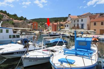 Veli Lošinj, Lošinj, Property 2480 - Apartments near sea with pebble beach.