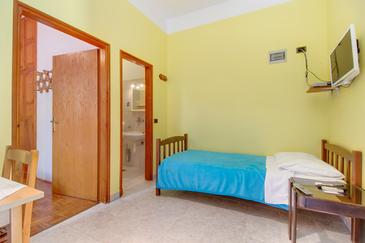 Mali Lošinj, Obývacia izba v ubytovacej jednotke apartment, dopusteni kucni ljubimci i WIFI.